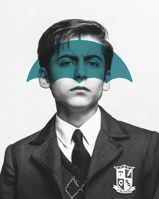 Aidan Gallagher lucha por salvar al mundo dentro y fuera de The Umbrella Academy