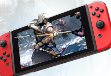 Así es jugar 'Assassin's Creed III Remastered' en Nintendo Switch