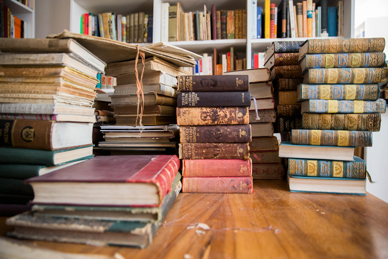 A new path for used bookstores
