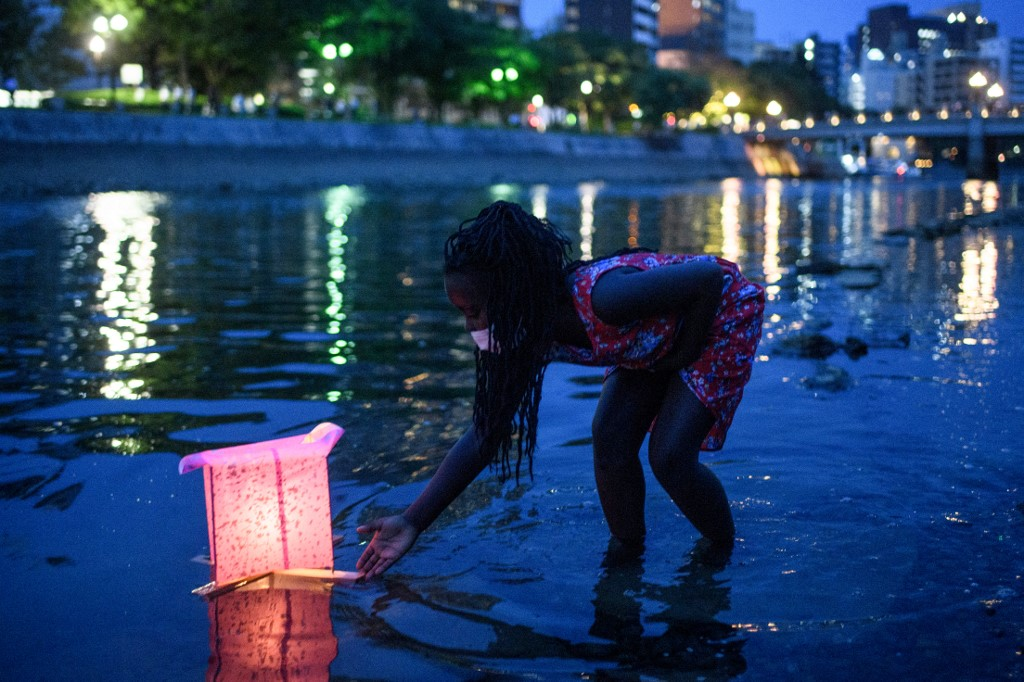The resilience we learned from the survivors of the Hiroshima tragedy