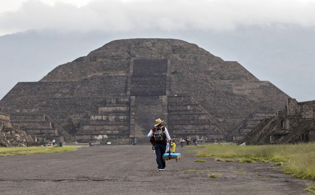 Reabre teotihuacán