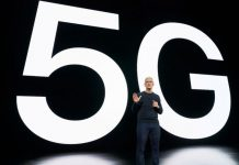 Apple brings 5G