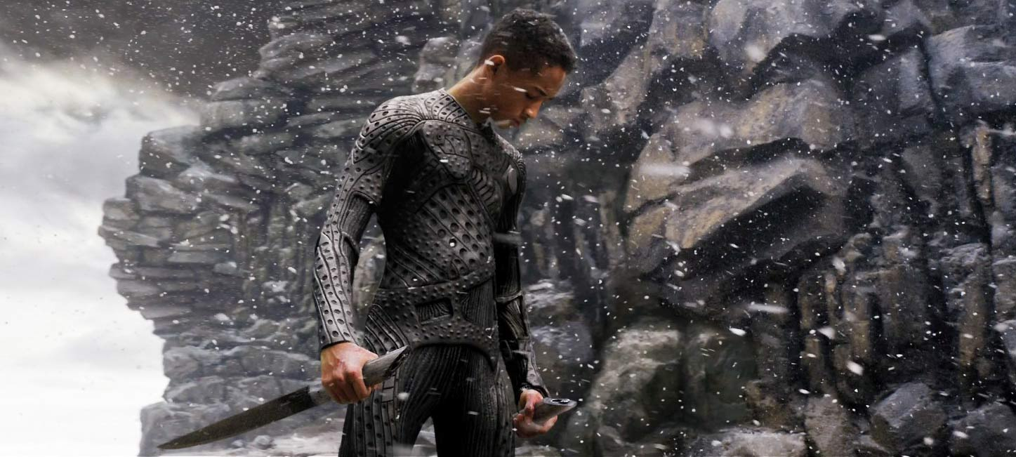 After Earth/ Ironhead