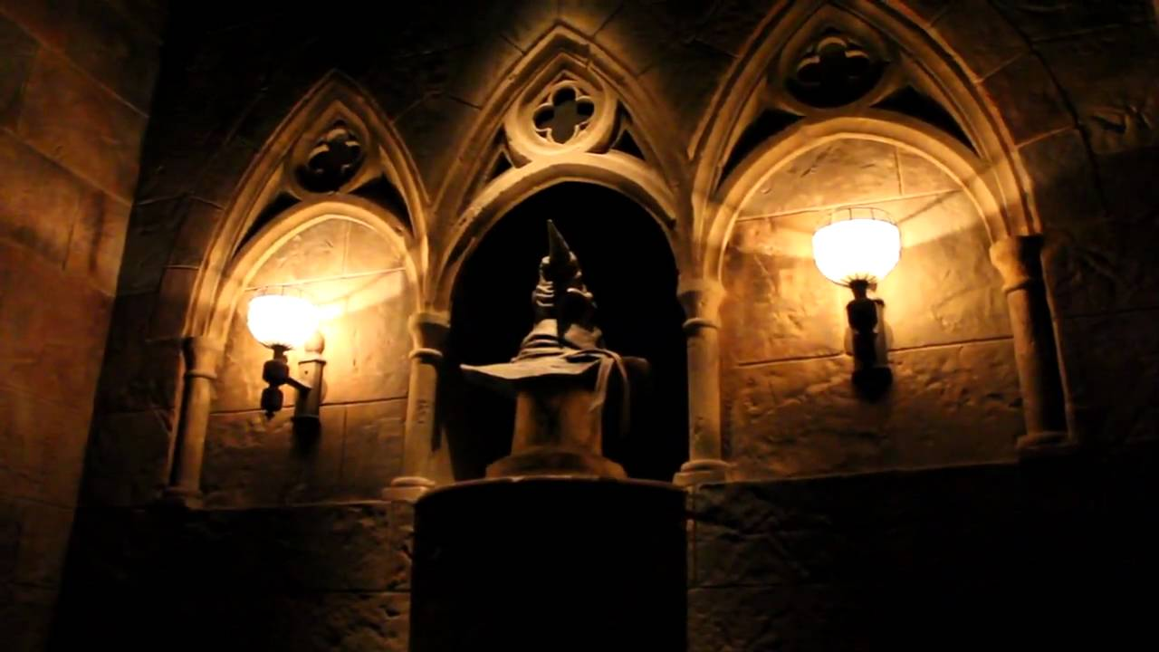 Harry Potter Cafe Review