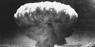 El 'Little Boy' nuclear que destruyó Hiroshima