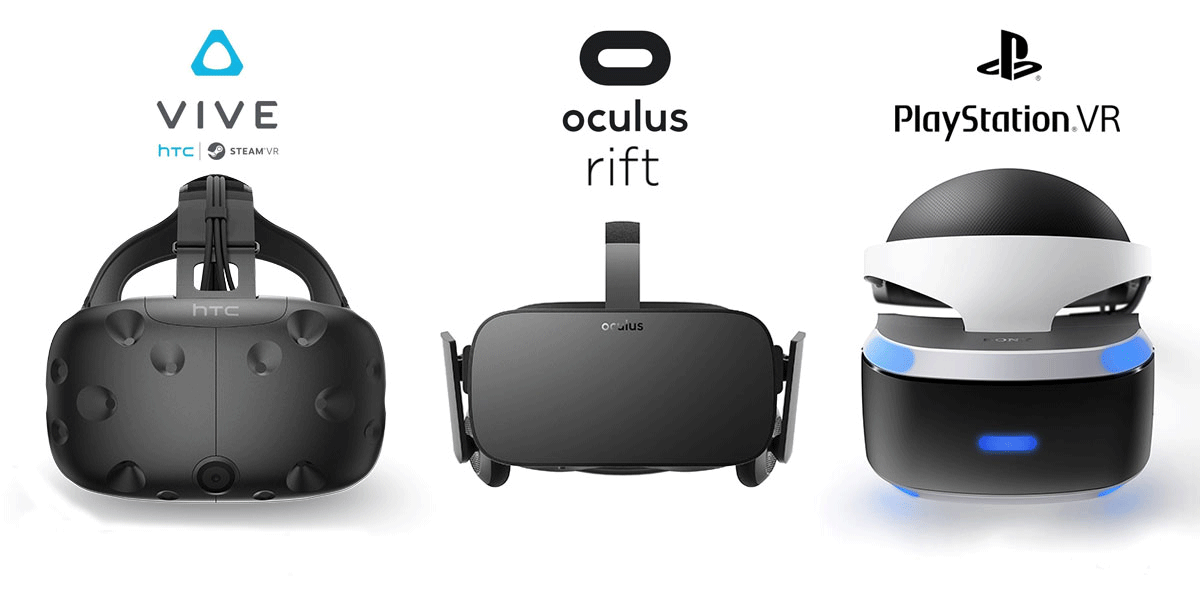 HTC Vive/Oculus Rift/PlayStation VR
