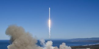 SpaceX lanza cohete Falcon 9