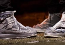 Dry Steppers, un 'impermeable' para tus zapatos