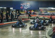 Red Bull Kart Fight: un torneo de karting cero emisiones